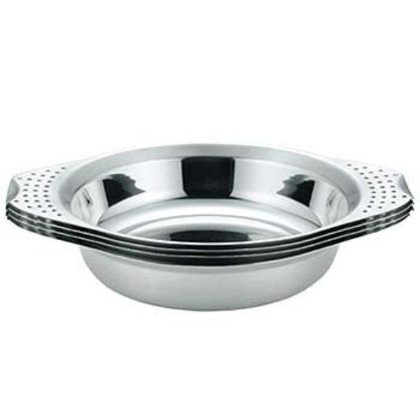 ユニフレーム(UNIFLAME) ステンレスプレート 4Pセット 669075 ステンレス製お皿
