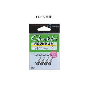 がまかつ(Gamakatsu) ROUND211 2.6g-#1 NSB