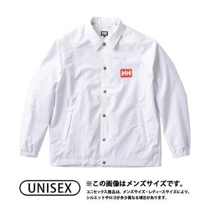 【送料無料】HELLY HANSEN(ヘリーハンセン) HE11871 バブル コーチ ジャケット M W(ホワイト)