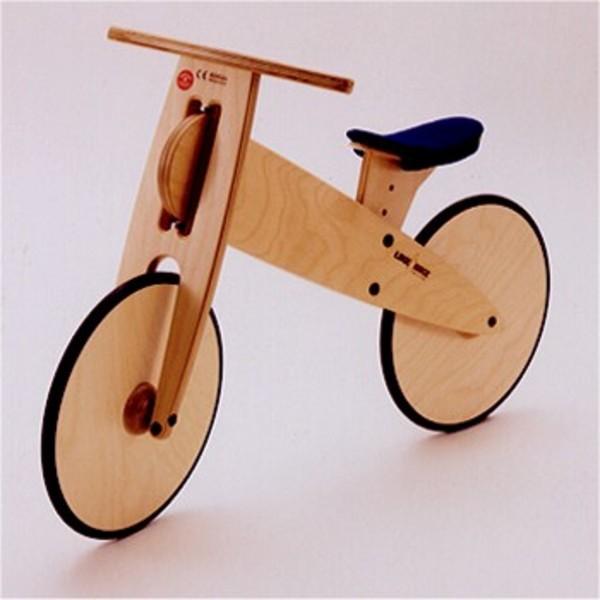 ノーブランド Like a Bike 木製子供自転車 シティーサイクル