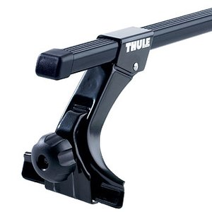 Thule ロードキャリアシステム(フット)レインガーターズタイプ/TH951 TH951