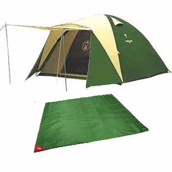 Coleman(コールマン) タフワイドドーム300+テントインナーマット300 170T6050J ファミリードームテント