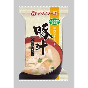 アマノフーズ(AMANO FOODS) 化学調味料無添加 豚汁 DF-2410