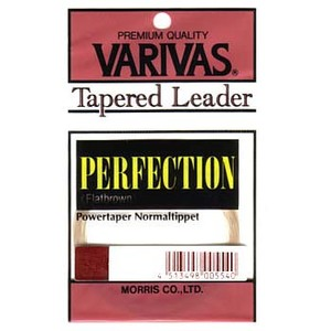 モーリス(MORRIS) VARIVAS PERFECTION 12ft -3X リーダー