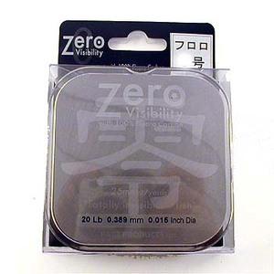 キャップス(Caps) ZERO フロロショックリーダー 5号 25m クリア 063407020