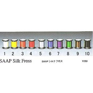 キャップス(Caps) SAAP シルクフロス 5ダン