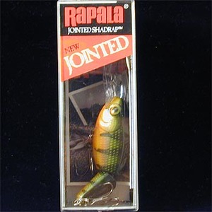 Rapala(ラパラ) ジョインテッド シャッドラップ JSR-5 P