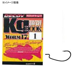 カツイチ(KATSUICHI) キロフック WORM 17