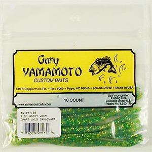 ゲーリーヤマモト(Gary YAMAMOTO)ワッキーワーム
