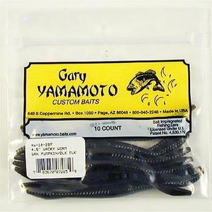 ゲーリーヤマモト(Gary YAMAMOTO) ワッキーワーム ストレートワーム