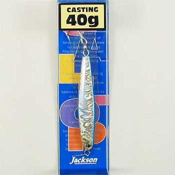 ジャクソン(Jackson) ギャロップ キャスティング メタルジグ(40~60g未満)