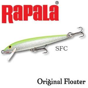Rapala(ラパラ) オリジナルフローティング 180mm SFC(チャートシルバー)