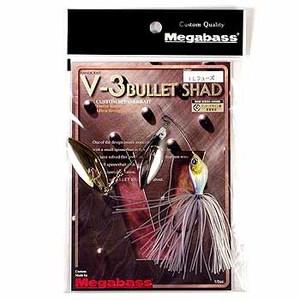 メガバス(Megabass)V−3 BULLET SHAD DW