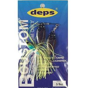 デプス(Deps) B-カスタム 3/8oz DW スピナーベイト