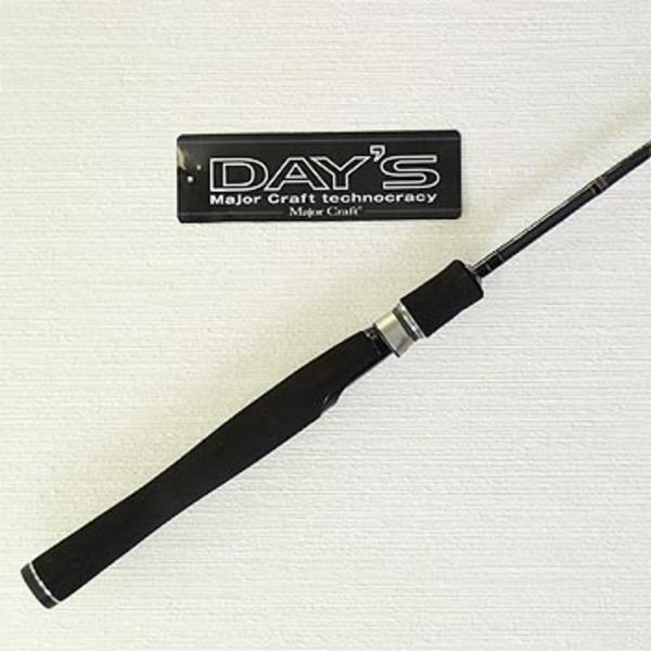 メジャークラフト DAY'S(デイズ) DS-60UL 1ピーススピニング