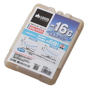 ロゴス(LOGOS) 氷点下パックGT-16℃・ハード600g ハード/600g 81660612