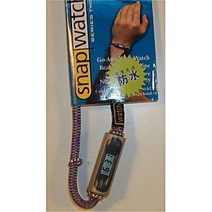 HOGWILD スナップウォッチ シリーズ2 Lリング:21cm Eシルバー