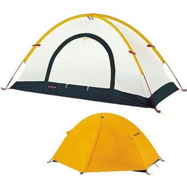 モンベル(montbell) ステラリッジテント 2型 #1122212 アルパインドームテント
