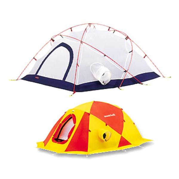 モンベル(montbell) ジュピタードーム 3型 1122237 アルパインドームテント