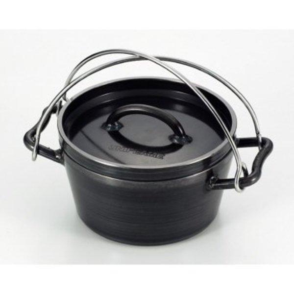 ユニフレーム(UNIFLAME) ダッチオーブン 6インチスーパーディープ 660980 ダッチオーブン