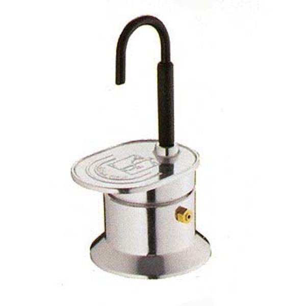 パール金属 メリー エスプレッソコーヒーメーカー1CUP MK-4159 パーコレーター&バネット