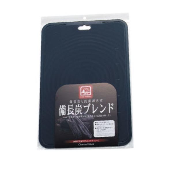 パール金属 食器洗い乾燥機対応備長炭入り抗菌まな板 C-350 まな板
