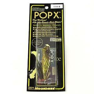 メガバス(Megabass) POP-X(ポップX) 64mm CICADA2