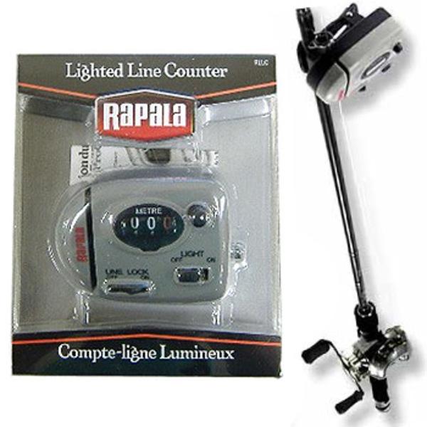 Rapala(ラパラ) プロガイド ラインカウンター RLLC ルアー用フィッシングツール