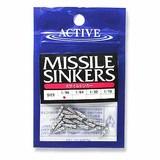 アクティブ ミサイルシンカー 10163 ネイルシンカー