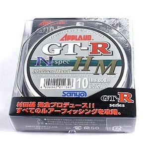 サンヨーナイロン GT-R N-Spec HM 600m ブラックバス用ナイロンライン
