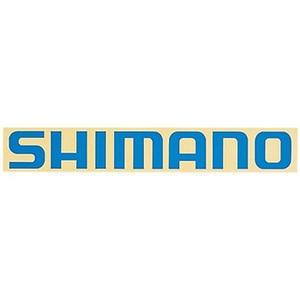 シマノ(SHIMANO) シマノステッカー ST-015B ST-015B ステッカー