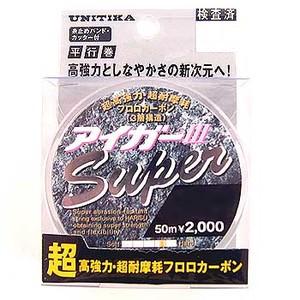 ユニチカ(UNITIKA) アイガーIII スーパー 50m 03244 ハリス50m