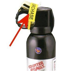 COUNTER ASSAULT(カウンターアソルト) セーフティー・クリップ 02197