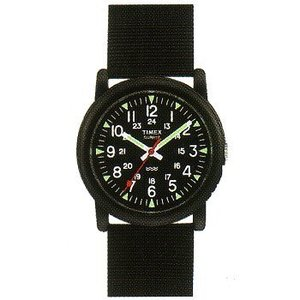 【送料無料】TIMEX(タイメックス) CAMPER(キャンパー) ブラック T18581
