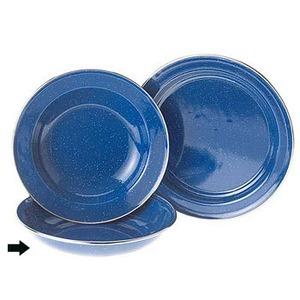 GSI outdoors(ジーエスアイ) SSリムデイーププレート シリアルボール 11871911010000 ステンレス製お皿
