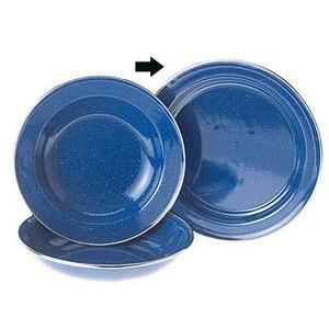 GSI outdoors(ジーエスアイ) SSリムデイーププレート ディナディーププレート 11871913010000 ステンレス製お皿