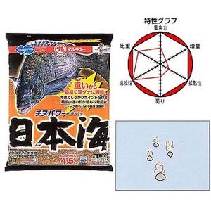 マルキュー(MARUKYU) チヌパワー日本海 4.5kg 3454