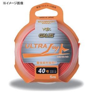 YGKよつあみ ガリス ウルトラノット 5m 150LB/15号 オレンジ