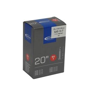 SCHWALBE(シュワルベ) 【正規品】チューブ 20インチ 仏式バルブ 20x1.50-2.50 7SV