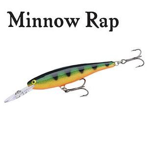 Rapala(ラパラ) Minnow Rap(ミノーラップ)