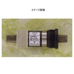 シマノ(SHIMANO/サイクル) ALIVIO ボトムブラケット BBUN26 LL123 68 CL50 EBBUN26B23X