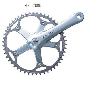 シマノ(SHIMANO/サイクル) DURA-ACE TRACK クランクセット FC-7710ギヤナシ172.5NJS IFC7710D