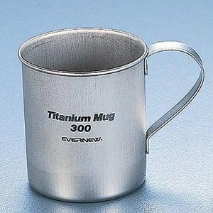 EVERNEW(エバニュー)チタン マグカップ 300