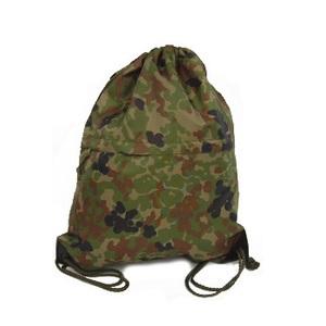 J.M.E.(ジェイエムイー) ジッパー付ナップサック 123 スタッフバッグ&ストリージバッグ