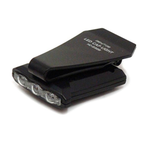 GENTOS(ジェントス) LEDキャップライト HC-232B ボタン電池式 HC-232B ヘッドランプ
