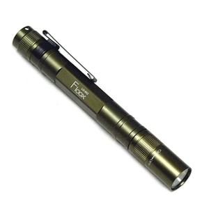 GENTOS(ジェントス) LEDペンライト・フルークス チャコール