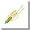 DAMIKI JAPAN(ダミキジャパン) まうすりん鯛バージョン 50g #09 ゴールドホロ/グリーン