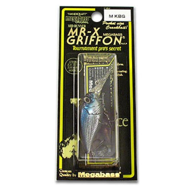 メガバス(Megabass) MR-X GRIFFON(MR-X グリフォン) クランクベイト