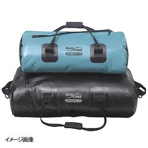【送料無料】SEAL LINE(シールライン) ジップダッフル 40L ブラック 32443