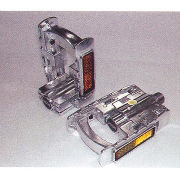 DAHON(ダホン) ペダル MKS FD-6 430g グリップ&バーテープ